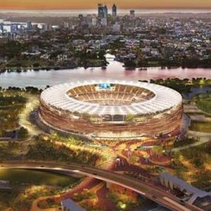 Perth Stadium Final Design Birbeck Education Safety